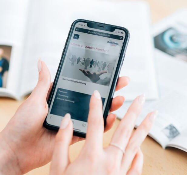 Media!House direct bietet Ihnen im E-Mail-Marketing Jahrelange Erfahrungswerte und einen Marktüberblick